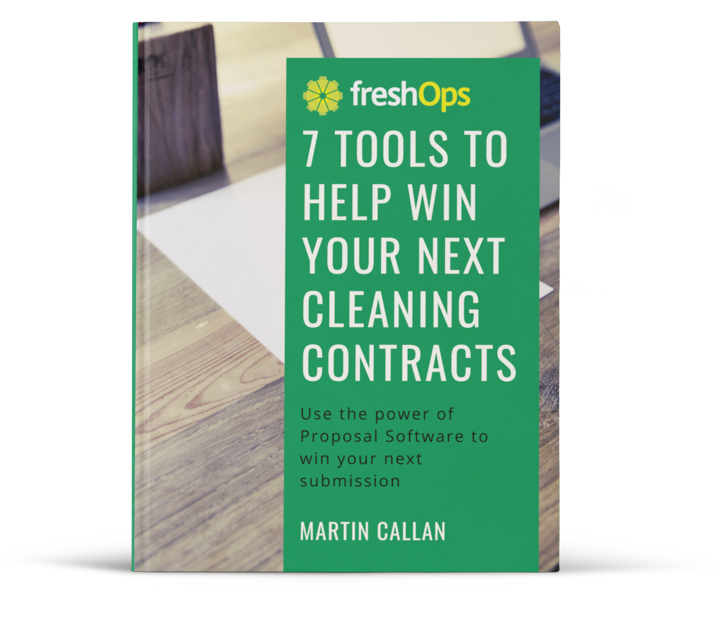7 Tools to help you win your next Cleaning Contract