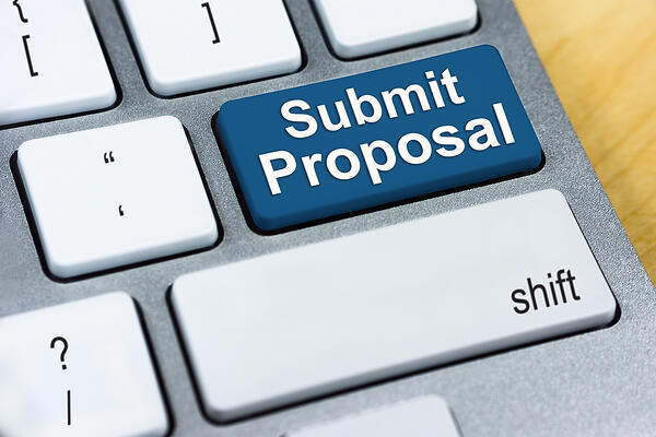 Submit Cleaning Contract proposal