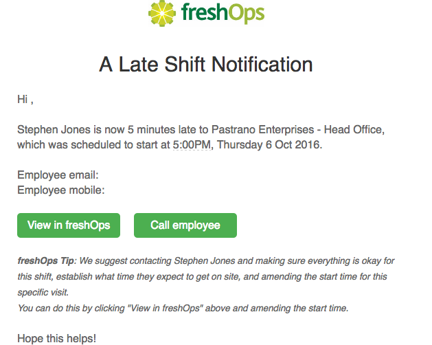 Smartphone Ownership Growth Will Kill The freshops Employee Portal?